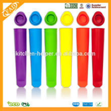 Silicona comercial Popsicle molde / helado Jelly Lolly Pop Maker Popsicle molde / silicona Popsicle molde Ice Lolly / Cream molde