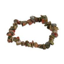 Hot Sale Unakite Crystal Fashion Bracelet