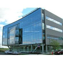Riesige Energiereduzierung Niedrige E Glasvorhangwand