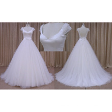 mm009 высокое качество милая свадебное платье 2016