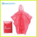 Promotional Disposable PE Rain Coat