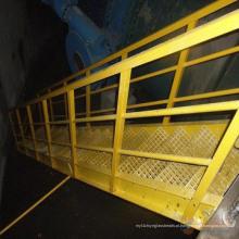 Grating de FRP / GRP, grating de Pultruded da fibra de vidro, perfis de Pultruded, degraus de escada de GRP / FRP