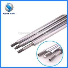 Fabricación de automóviles de alto rendimiento Rod de pistón de amortiguador