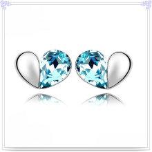 Pendiente de la manera de la joyería cristalina Pendiente de la plata esterlina 925 (SE150)