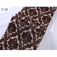 Tela floral del telar jacquar de la tela del sofá de Chenille para el sofá y los muebles