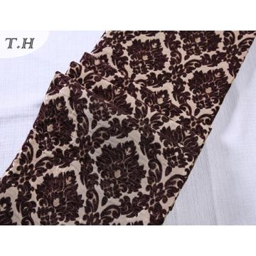 Синеля диван ткань Цветочный Жаккард ткань для софы и мебели