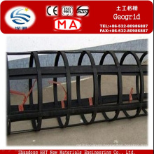 125 Kn/M Steel Plastic Geogrid for Soil Reinforcement