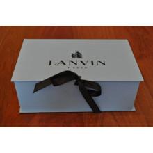 Chlidren Shoe Packing Box with Hotstamping Logo