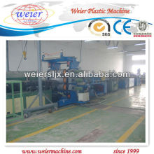 hot sale PVC edge band extrusion line with SGS certificate
