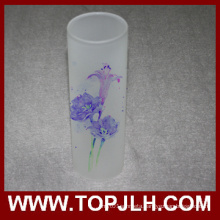 Decorative Blank Sublimation Vase Glass Flower Vase