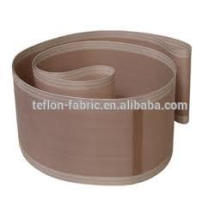 China Hersteller PFOA frei Hochtemperaturbeständiges Antihaft-Teflon-Förderbandband