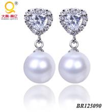 2014 Fashion Jewellery Earrings Freshwater Pearl Earrings (BR125090)