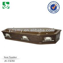 argent parfait gère cercueil haute brillance