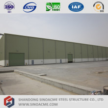 Steel Structure Galvanized Workshop Building