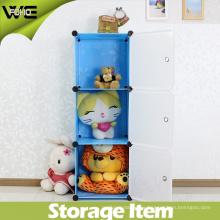 DIY Custom Adjustable Decorative Decorative Small Storage Bins para niños