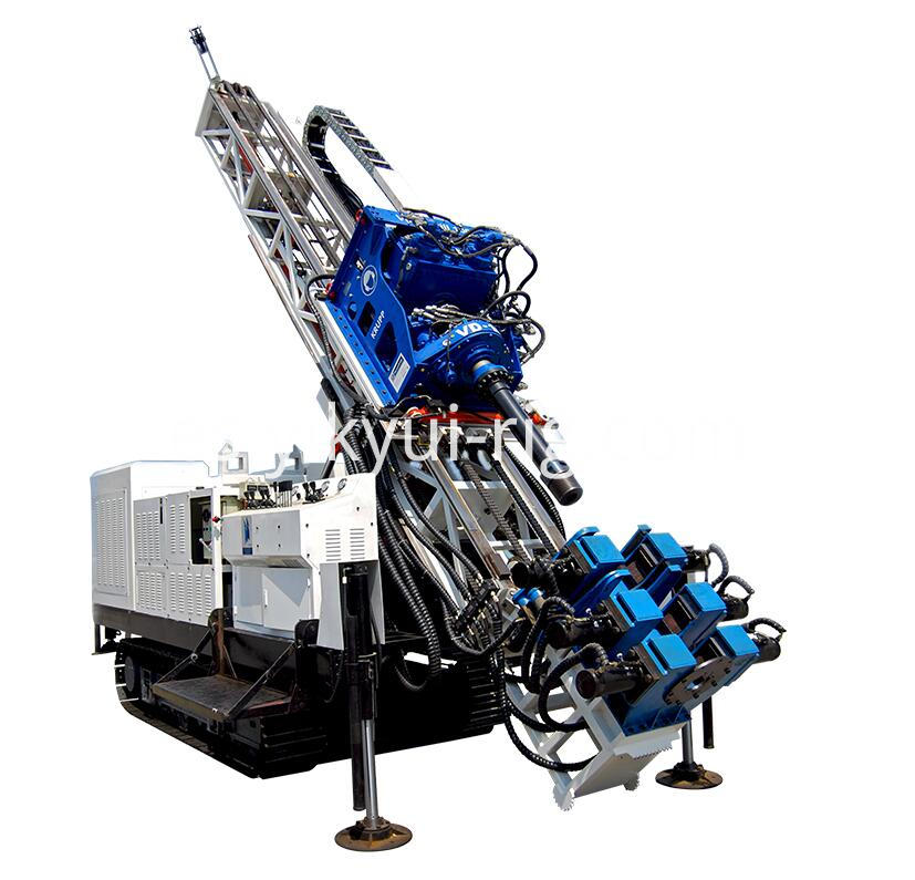 High End Portable Sonic Drilling Rig Surface Crawler Drilling Rig
