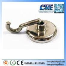Magnetischer Schlüssel-Haken Magnetischer Kleiderhaken Industrielle magnetische Haken