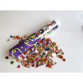 Newly Design Transparent Tube Party Popper