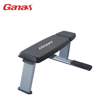 Commerciële Gym Oefening Apparatuur Flat Bench