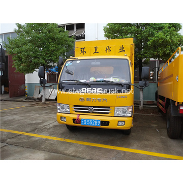 2019 new septic tank vacuum sewage suction truck