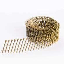 15 Degree Wire Coil Nail For Pallet Corrugated Roofing Nails