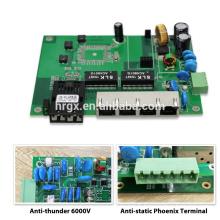 POE + panneaux de carte PCB de commutateur industriel de POE appliqués pour la sécurité Intégration intelligente de système de bâtiment
