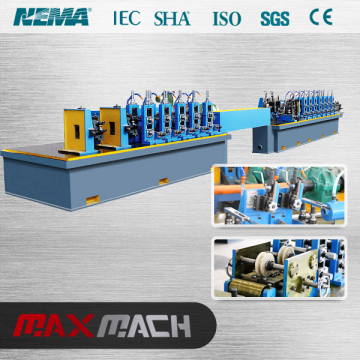 Automatic Steel Pipe Welding Rolling Forming Machine