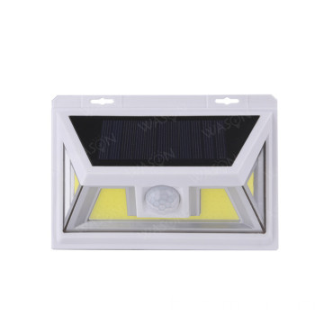Wasserdichte drahtlose Sicherheit Solar Yard Light Outdoor