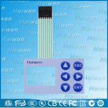 High quality graphic overlay keypad