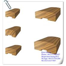 balaustre de madera
