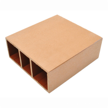 Alto Quanlity de plástico de madera Guardrail compuesto 200 * 80