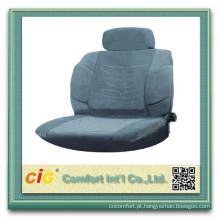 Tampas de assento de carro do preço do competidor mais barato polyeaster veludo