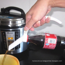 Manija de bebida portátil Manija de bebidas embotelladas Manija de cocina creativa para el hogar