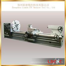 China Máquina horizontal de alta velocidade Cw61125 do torno do dever da luz