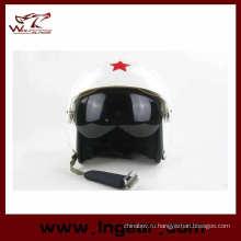 Тактические мотоцикл шлем экспериментального полета шлем с высоким качеством