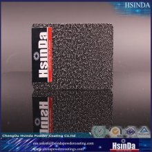 Wrinkle Textured Powder Coating Pulver Farbe