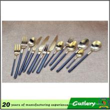 Diversos estilos Cubiertos de acero