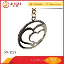 Llavero personalizado de metal con alta calidad