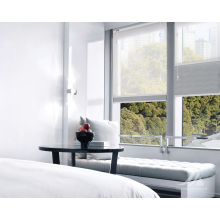 2018 new design day and night window blinds honeycomb blinds