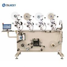 Автоматический крен для того чтобы свернуть печатание экрана & Этикетировочная машина /Шанхай ФОБ