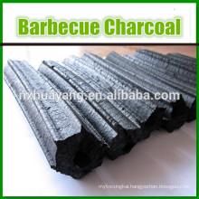 20-40 mm Machine Made Charcoal Hard Wood Charcoal Briquette