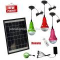 солнечной энергии привело флеш аварийного освещения (JR-SL988B группа 9W)