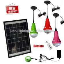 éclairage d'urgence à flash axée sur le solaire (panneau de 9W JR-SL988B)
