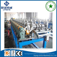 Neun fach Profil Rack Maschine Maschine Stahl