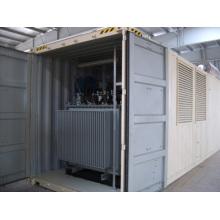 High Voltage Generator Set and With Transformer (750KVA - 1500KVA)
