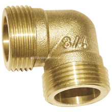 Brass Elbow Male X Male Fittings (a. 0316)