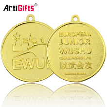 Medallion Design The Martial Arts Campaign Personalized Zamac Medals