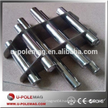 high quality easy clean permanent magnet filter