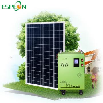 Reiner sinusförmiger tragbarer Solarstromgenerator DC und Wechselstrom 220v 230v Systemsolar Dynamo