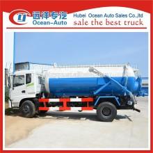new condition 8cbm 8000L 4x2 sludge suction truck